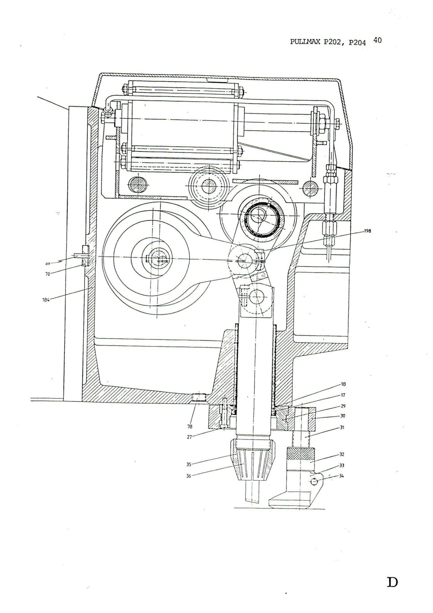 Manuel d'utilisation Pullmax P201