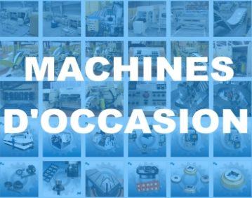 Machines d'occasion
